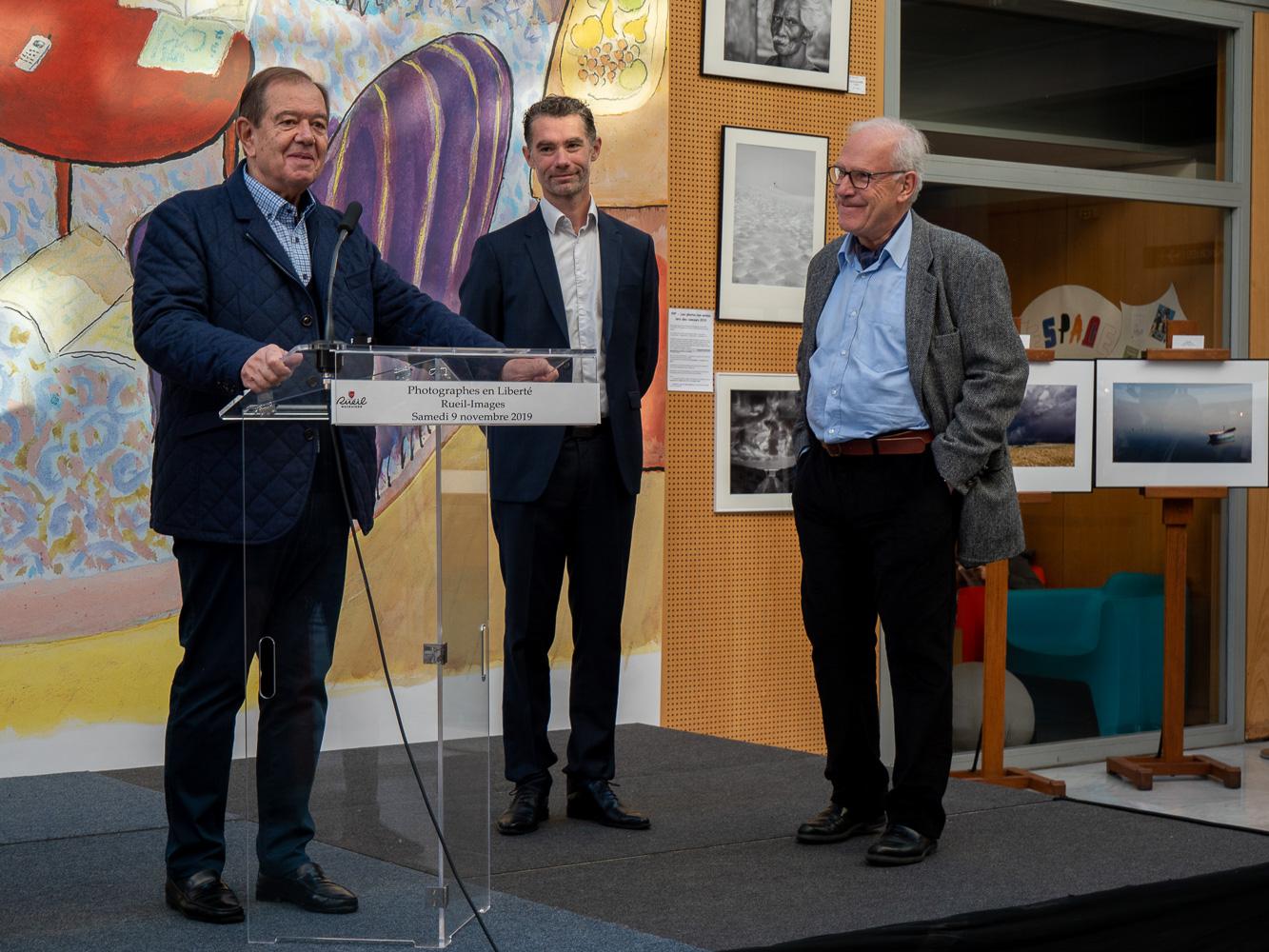 Médiathèque 2019 – Vernissage