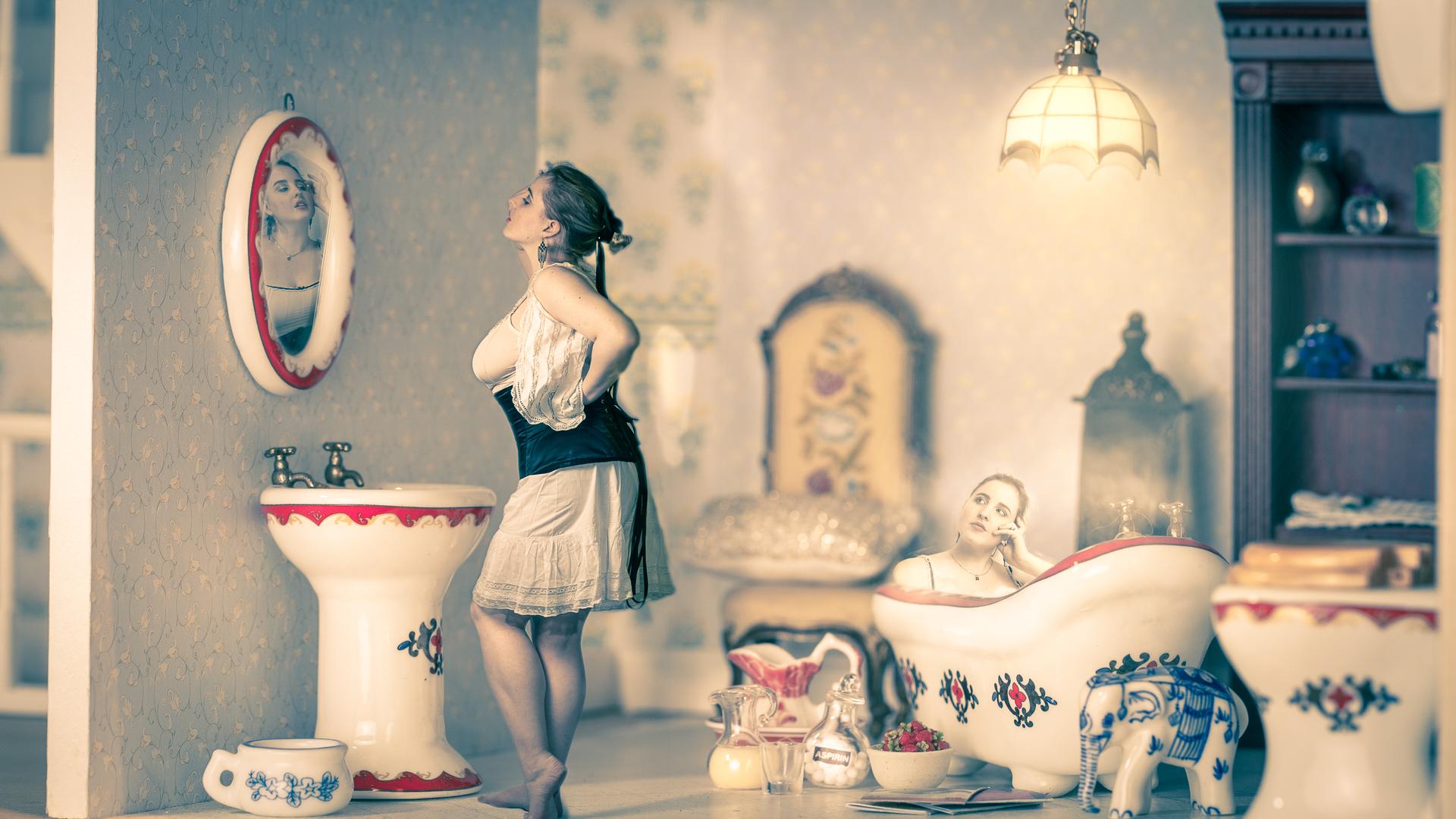Maisons de poupées - Eric POTHIER