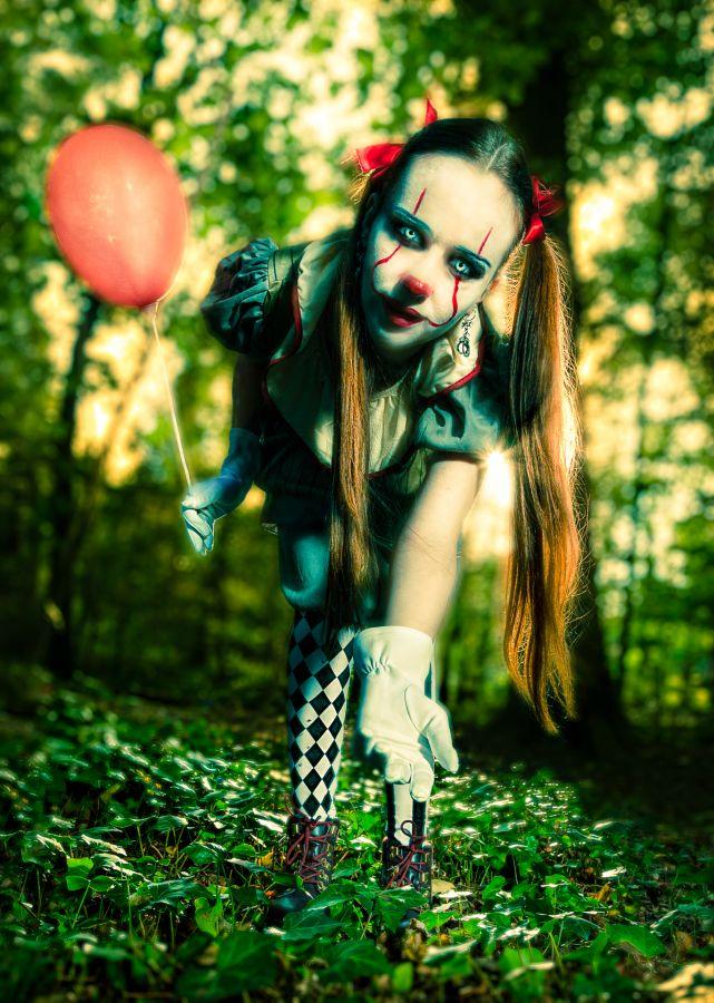 Eric Pothier - Le clown